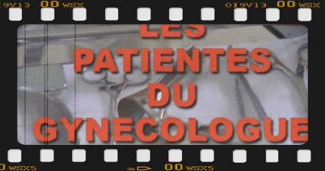 LES PATIENTES DU GYNECOLOGUE