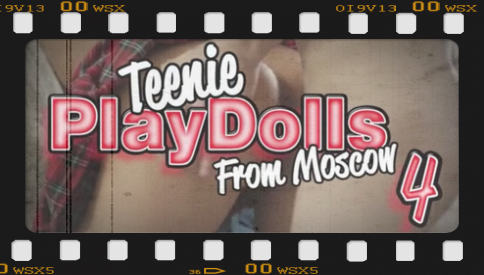 TEENIE PLAY DOLLS FROM MOSCOW